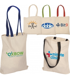 Reusable Tote Bags | Cotton | 15x16