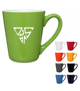 glossy ceramic 16oz promotional mugs