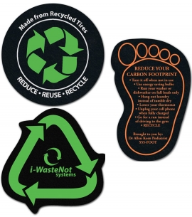 Jar Openers   Recycled Tires