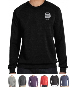 Popular Eco Crew Custom Sweatshirt