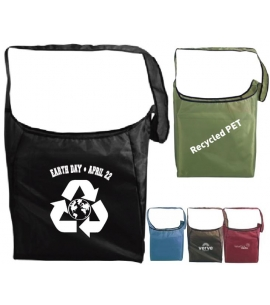 recycled water bottle bag recycled promotional product