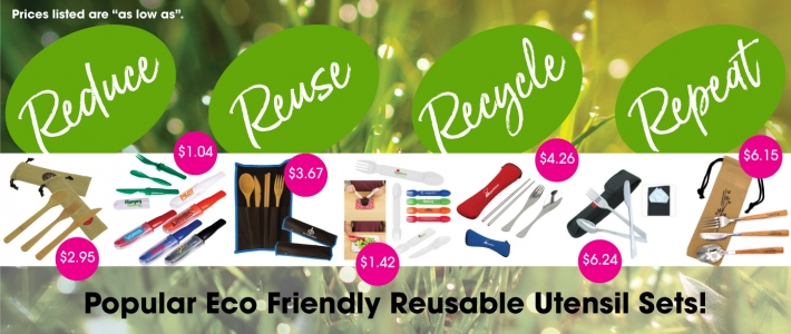eco promotional products environmentally and socially responsible