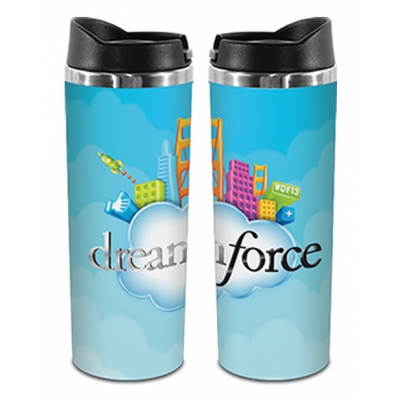 Personalized Stainless Steel Tumbler | Full Color