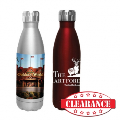 Personalized Water Bottles | Stainless Steel | 17 oz