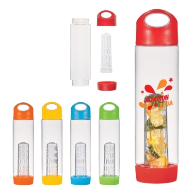 tritan fresh fusion bottle infuser bottle