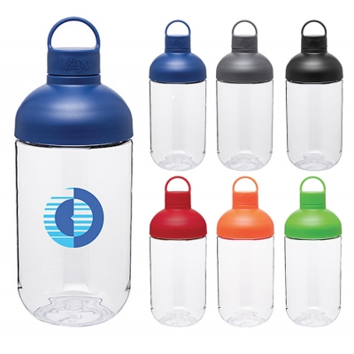 34 oz Tritan h2go Water Bottle