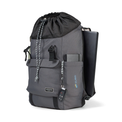 American Tourister® Computer Backpack Recycled Computer Backpack
