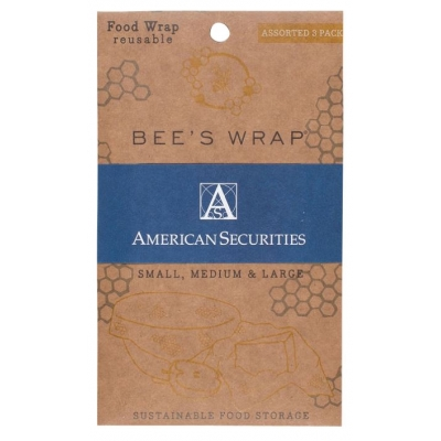 Bees Wrap Sustainable Food Storage Eco Friendly Food Storage