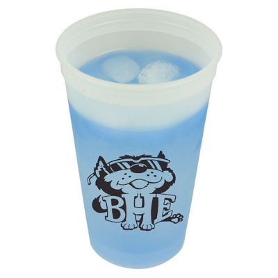 Stadium Cups | Color Changing | USA Made | 20 oz