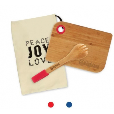 Eco Holiday Gifts Kitchen Gift Sets Personalized Cutting Boards Holiday Gifts