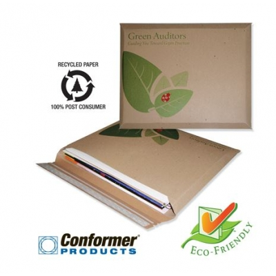 Kraft Mailers | Recycled | Biodegradable | USA Made