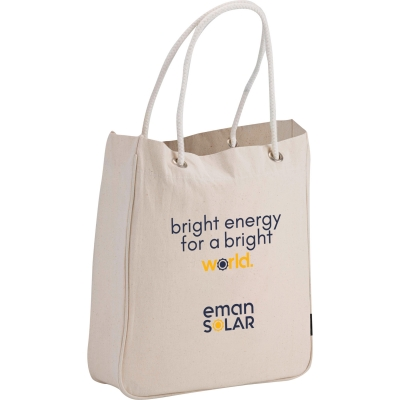 Organic Cotton Canvas Carry-All Tote