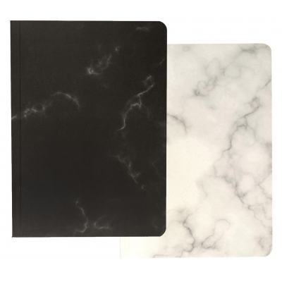 Paper Marble Journal Back