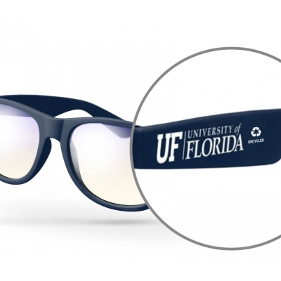 Recycled Promotional Blue Blocking Glasses