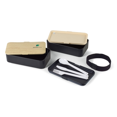 Reusable Bento Lunch Box Set Promotional Product