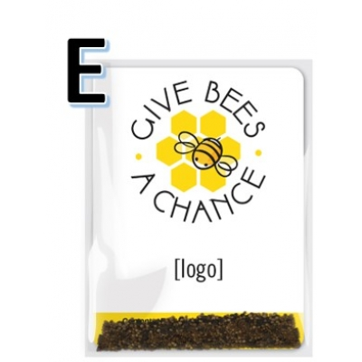 Save the Bees Wildflower Seed Packet E