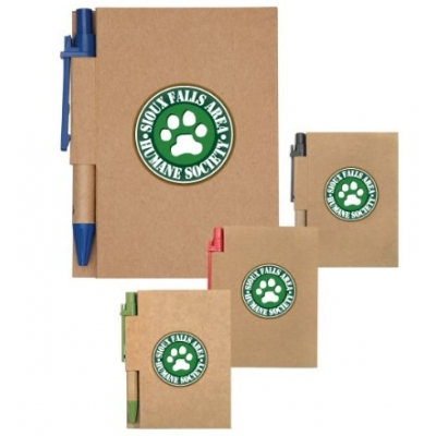 """Pocket Notebook with Pen 