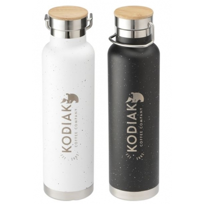 Speckled Copper Vacuum Insulated Bottle 22 oz