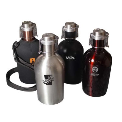 Reusable Custom Stainless Growler
