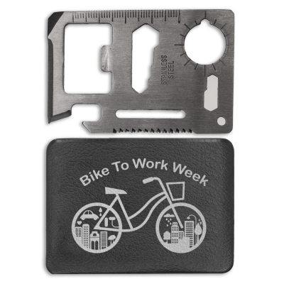 Promotional Survival Bike Tool for Bike Month