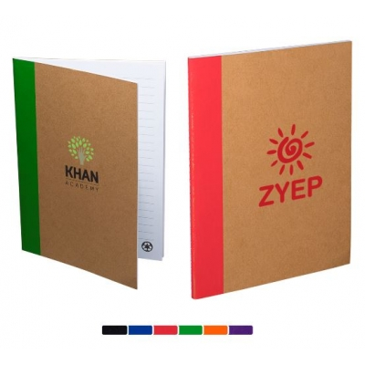 Two-Tone Notebook | Recycled
