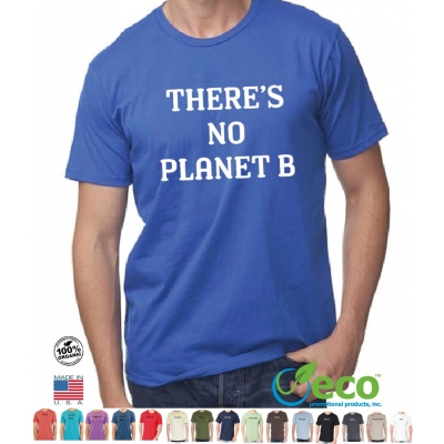 popular sustainable organic cotton eco t-shirt