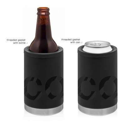 Cooler Tumbler Beer Holder | Stainless Steel Koozie