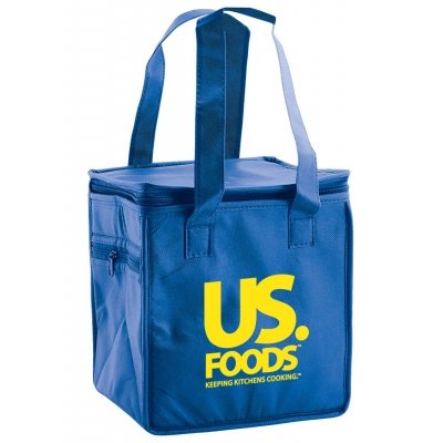 Thermo Lunch Tote Insulated Lunch Cooler - Recycled Promotional Product