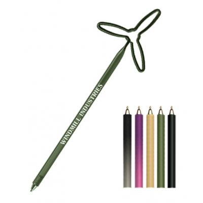 America Recycles Day Recycled Wind Turbine Pen