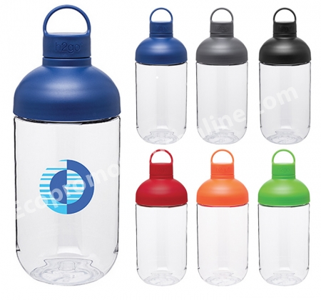 Tritan Water Bottle Oz Eco Promotional Products - H2go water bottle