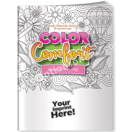Breast Cancer Awareness Promotions Adult Color Book Wholesale Coloring Books