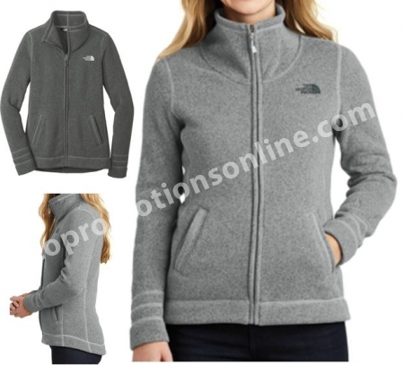 The North Face Ladies Sweater Jacket Eco Promotional Products