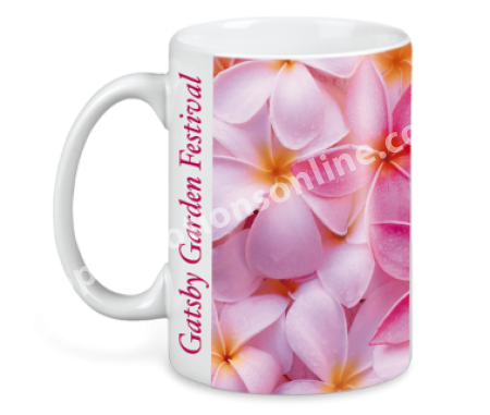 Tall Ceramic Mug | Full Color Sublimation | 18 oz | Eco