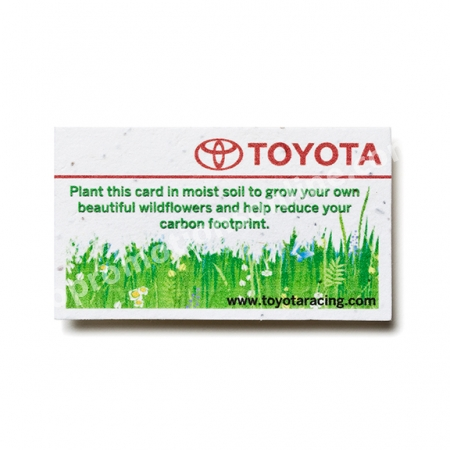 Plantable business cards usa made recycled eco promotional plantable business cards usa made recycled colourmoves
