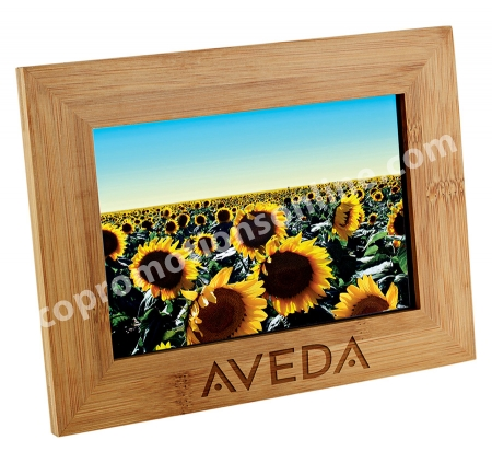 Personalized Photo Frames | Bamboo | Eco Promotional Products ...