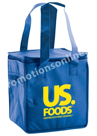 Thermo Lunch Tote Insulated Cooler Recycled Promotional Product